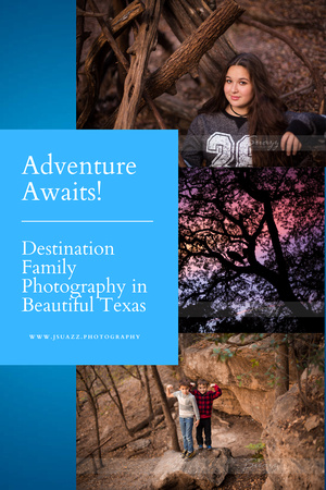 Adventure Awaits! Destination Family Photography in Texas